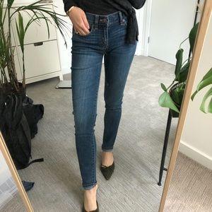 J. Crew Jeans - BNWOT J. Crew Toothpick Size 24/0